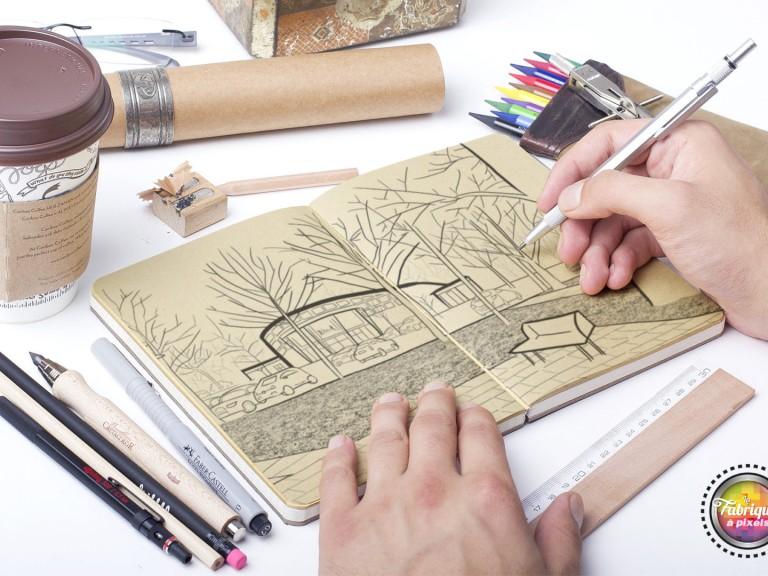 IllustrationMockup